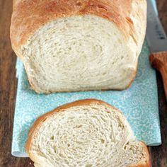 Scandinavian White Bread