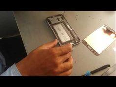 E7 LCD Disassembling