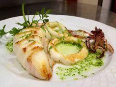 Calamar Plancha Reserva Online de platos tipicos en EligeTuPlato.es