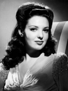 Linda Darnell. Her 26 year career was pockmarked by unhappiness, beginning in her parent's home and continuing with her romantic relationships.