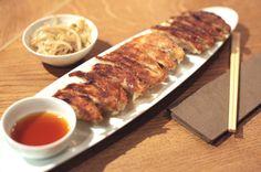 Gyozas et pâtisseries | Le monde de Tokyobanhbao: Blog Mode gourmand