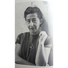 Ruth Duckworth. Modern potter, and very stylish woman.