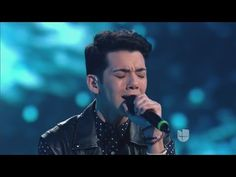 "Yoandri Cabrera Sings ""Fight Song"" by Rachel Platten 