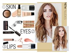 """""""NUDE colour palette // Contest Entry"""" by fashionistaharley ❤ liked on Polyvore featuring beauty, Bobbi Brown Cosmetics, Shiseido, LORAC, MAC Cosmetics, Jane Iredale, Lancôme, Laura Mercier, Hourglass Cosmetics and Christian Dior"""