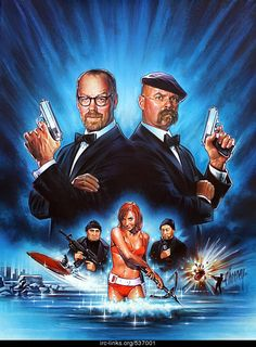 Mythbusters 007 poster