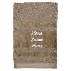 Home Sweet Home Hand Towel (Set of 2)