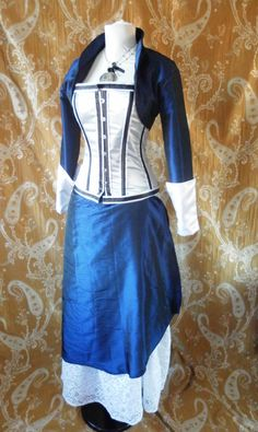 BioShock Elizabeth Corset OufitWhole OutfitMADE by AliceAndWillow