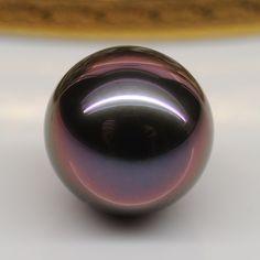 unique overtone Tahitian Pearl