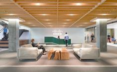 You'd be hard-pressed to find a cubicle in a typical Silicon Valley office. Dropbox has Lego and a music room (complete with a grand piano), Airbnb has its green living wall and War Room, Twitter has foosball tables and yoga studios, and Github has its...