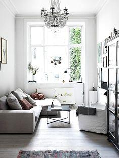 Une maison de ville pour une designer à Copenhague - PLANETE DECO a homes world