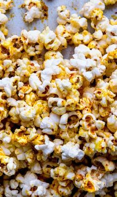Popcorn with Nutritional Yeast and Aleppo Pepper | Bon Appétit