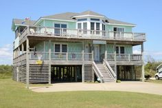5BR - South Nags Head Vacation Rental: Foot Prints In The Sand 219 |  Outer Banks Rentals