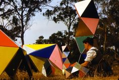 Ray Eames at the California Museum