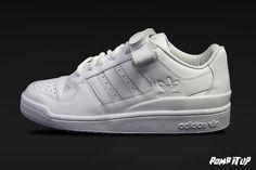 Adidas Forum Lo RS (FTWWHT/FTWWHT/LGSOGR) For Men Sizes: 40 to 46 EUR Price: CHF 150.-  #Adidas #ForumLoRS #Sneakers #SneakersAddict #PompItUp #PompItUpShop #PompItUpCommunity #Switzerland Chf, Switzerland, Adidas Sneakers, Kicks, Stuff To Buy, Adidas Shoes