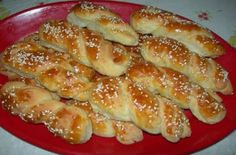 Greek Sweets, Savoury Baking, Savoury Pies, Breakfast Time, Greek Recipes, Cooking Time, Hot Dog Buns, Appetizer Recipes, Appetizers