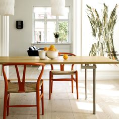 Picture of Hans Wegner Dining Table / CH318