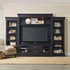Looking for Hooker Furniture Clermont 129 Entertainment Center Black ? Check out our picks for the Hooker Furniture Clermont 129 Entertainment Center Black from the popular stores - all in one. Hooker Furniture, Space Furniture, Furniture Sale, Pallet Furniture, Furniture Plans, Office Furniture, Furniture Decor, Tv Unit Furniture Design, Living Room Ideas