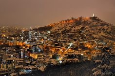 This... this is MY city. (Plovdiv, Bulgaria)