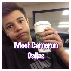 I pray every night that I might be able to! @ Cameron Dallas.   On my bucket list!