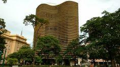 Edifício Niemeyer, praça da Liberdade. Belo Horizonte / MG.