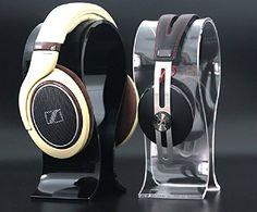 Buy Etc Now: Wireless: R&MAO- Fashion Headphone/Headset Stand - Suitable For(Bose QuietComfort QC3, QC25, QC2, QC15 SONY MDR-ZX100, ZX300, ZX310, XB200, ZX102DPV, ATH-ES55, ES7, ES3, SJ3, SJ5, FW5, SQ5, ESW9, ES10 Sennheiser HD219, HD229, HD239, HD218,Grado, ATH, AKG, JBL,and More Headphone Full Size Headphone Sizes (Black)