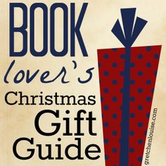 There is no better gift for a book lover than another book to read. Here is a list of old classics and new titles that will make the perfect Christmas gift! http://gretchenlouise.com/book-lovers-gift-guide/