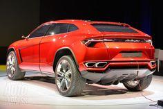 Lamborghini Urus Super SUV Officially Unveiled