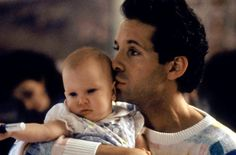 Actor Jack Holden lives a hedonistic life along with his roommates Peter and Michael in New York City. But everything changes when a baby is left on their doorstep with a note saying that Steve Guttenberg, Everything Changes, Film Movie, Third, Crushes, Tv Shows, Films, Cinema, Actors