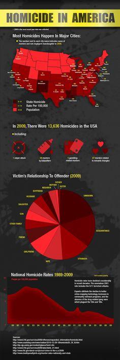 Homicide in America