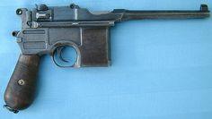 Model 1896 Mauser Broom-Handle