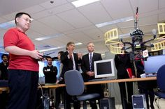 Future robots will work in teams, rove world