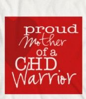 Proud Mother of a CHD Warrior (Congenital Heart Defect) - Are you the Mom of a Congenital Heart Defect Warrior? You'll fill their heart with...