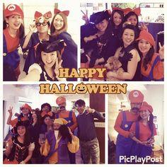 Happy Halloween@micky land #halloween #halloweenparty #オトナHalloween