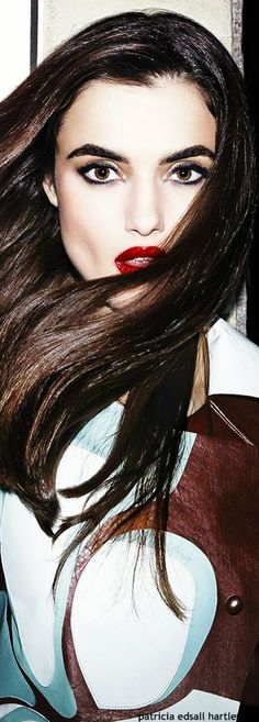 & eclectic inspiration board ♔ {random loveliness & quaint decor & elegant lifestyle &} what inspires you?   Blanca Padilla for Vogue Spain Feb. 2015