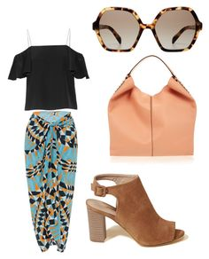 """""""Untitled #94"""" by loril4 on Polyvore featuring Lenny, Prada, Rebecca Minkoff, Fendi and Hollister Co."""