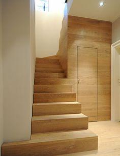 Treppen …