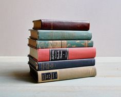 Vintage Classic Literature....I want to read them all!