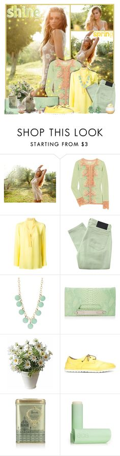 """You´re The Light"" by delta ❤ liked on Polyvore featuring Intimissimi, Ultimo, Zac Posen, Etro, Religion Clothing, Danielle Nicole, Marsèll, Harrods, Eos and spring2016"