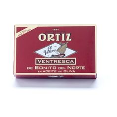 Ortiz Ventresca White Tuna Belly in Oil - 10 pack (112g e...