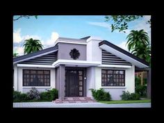 100 Small Beautiful House Design Photos That You Can Get Ideas From, Simpleu2026