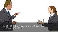 Best DUI Lawyers in Ventura CA  (888) 986-4716          lw.. https://www.youtube.com/watch?v=Ggx0t081AoA