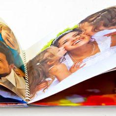 FotoLibro Spiralotto 20x15 - album con foto stampate su carta satinata lucida e rilegate con spirale metallica, 20x15 cm http://www.12print.it/fotolibri/fotolibro-spiralotto-20x15.htm