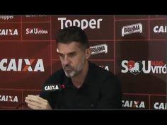 Coletiva de Vagner Mancini após vitória 1 x 2 Flamengo