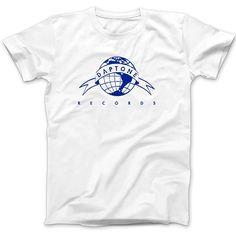 White Daptone Records Logo Tee - daptonerecords