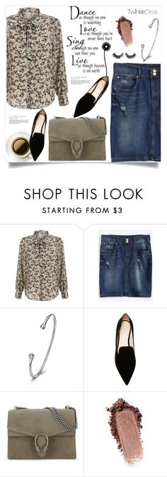 """""""Twinkle Deals 7/90"""" by amra-mak ❤ liked on Polyvore featuring Nicholas Kirkwood, Gucci, WALL and twinkledeals"""