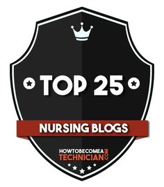 The Nursing Site Blog: Listed as one of the Top 25 Nursing Blogs of 2016