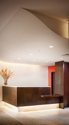 NYC Hotel – front desk