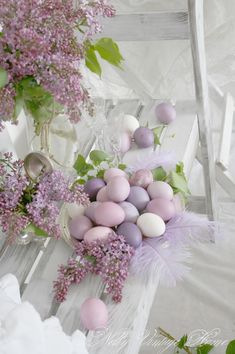 ~nelly vintage home: Easter lilac~