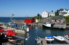 Hall's Harbour, NS  10 minutes from my home in New Minas. I never go home without going for a walk along the shore.
