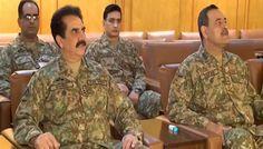 Pakistan Army chief briefed on operational preparedness at LoC - Geo News Pakistan